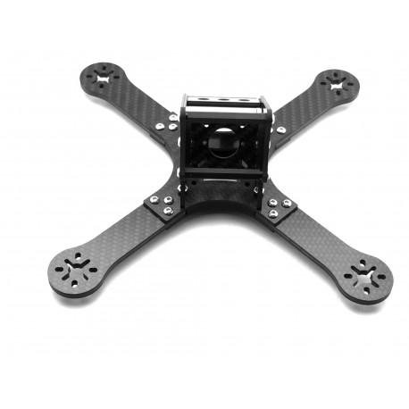 """215mm FPV Racer """"CP215KOA"""" Carbon-Frame"""