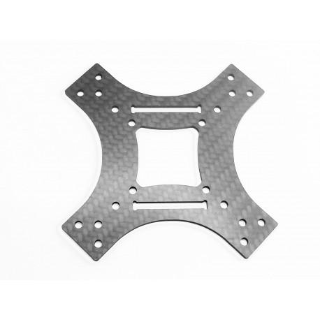 2mm Carbon Hauptplatte (oben)
